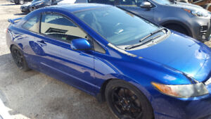 2006 Honda Civic Civic si coupe 2dr Coupe (2 door)