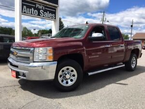 2013 Chevrolet Silverado LS 4X4 // LOW KMS // V8 // TOW PACKAGE