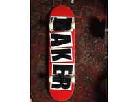 Baker Logo Skateboard
