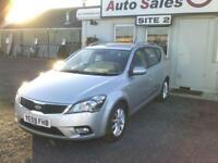2009 KIA CEED 2 SW ESTATE 1.6L - 1 OWNER FROM NEW - FULL SERVICE HISTORY