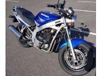 Suzuki GS500 A2 License Restricted to 33bhp Learner legal first bike