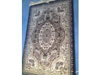 luxury wool rug