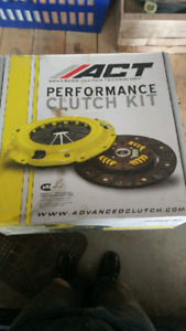 Turbo miata ACT clutch kit