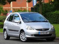 Honda Jazz 1.4i-DSI SE 2005..13 SERVICE STAMPS + WARRANTY + 2 KEYS