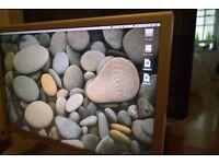 "Apple Cinema HD Display 23"" with power supply"