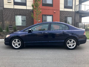 2007 Acura CSX Premium Sedan - FULL DETAIL, TUNE UP, WINTER TIRE