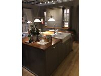 IKEA BODBYN KITCHEN Units and Tops RRP £9,000.00 WANT £3,000.00