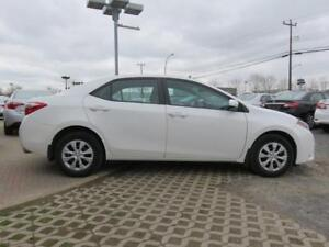 2014 Toyota Corolla CE (LEASE TAKEOVER 17 MONTHS LEFT!!)