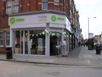 OXFAM FINCHLEY IS LOOKING FOR VOLUNTEERS!