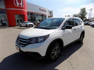 2013 Honda CR-V LX... EXTENDED WARRANTY REMAINING.. CLEAN CARPRO