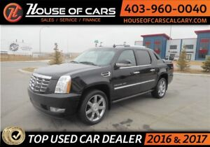 2011 Cadillac Escalade EXT Ultra Luxury