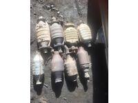 Job lots of catalytic converters. Corolla, starlet, advensis, nissan, Yaris etc