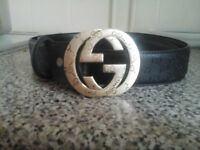 Mens Gucci Belt