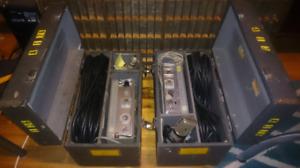 Vintage Sony Tube Microphone Pair