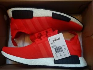 nmd red 10.5 ds