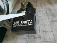 Mr shifter motor mover