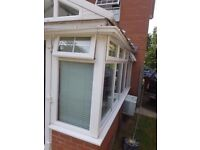 Conservatory 3.98m x 3.1m With Air Con