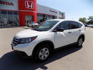 2013 Honda CR-V LX... ONE OWNER.. CLEAN CARPROOF