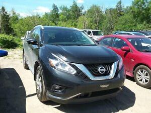 Nissan Murano Platinum AWD *TOIT-GPS-CUIR*