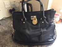 Genuine Michael Kors Hamilton bag