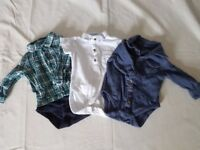 3 to 6 Months Vest Bundle