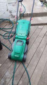 Lawnmower - Qualcast 1400 Watt Electrical Rotary Lawnmower