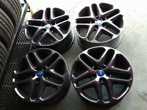 OEM TPMS / Ford Escape Fusion alloy rims 5 x 108