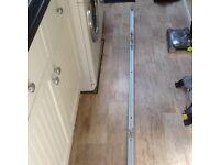 Fiamma Garage Bars for Motorhomes 2 bars of 2 metres length
