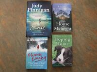 Selection of 4 mixed novel from various authors
