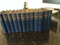 BOOK - The British encyclopedia - Illustrated 1933 Full Set – Vol.1 – 12.
