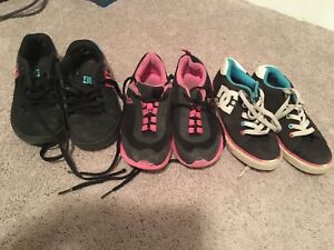 Girls boots size 1.5-3
