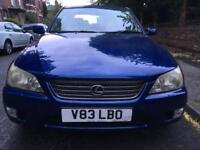 Lexus IS200 SE 2.0 Auto Low miles. Tax & Mot Automatic