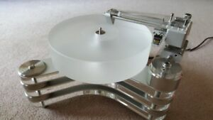 Clearaudio turntable