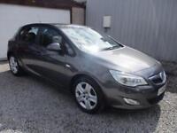 2010 Vauxhall Astra 1.7 CDTi 16V ecoFLEX Exclusiv 5dr 5 door Hatchback