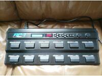 Digitech rp1 multi effects pedal