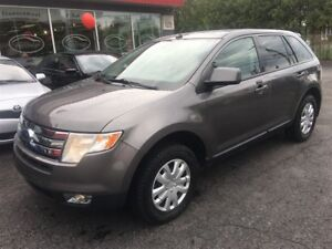 2009 Ford Edge SEL***CREDIT 100% APPROUVE***