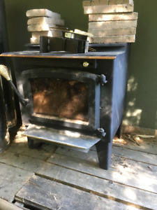 Warnock Hersey approved woodstove