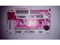 Creamfields Ticket