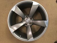 """Audi 19"""" rotor alloy great condition"""