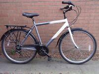 Muddyfox hybrid bike