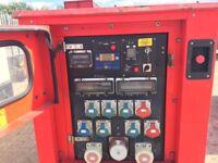 used 60 KVA genset generator