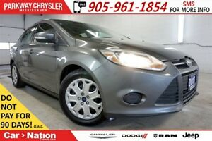 2013 Ford Focus PRE-CONSTRUCTION SALE| SE| SYNC| HEATED SEATS