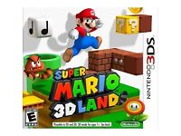 Nintendo 3DS + Games also Nintendo Wii + Games