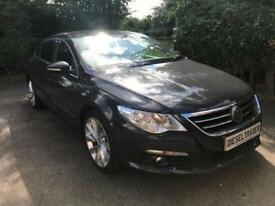 2011 61 Volkswagen Passat CC 2.0 TDI ( 140ps ) BlueMotion Tech GT coupe diesel