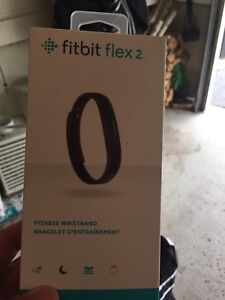 Barely used FitBit Flex 2