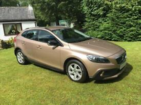 2014 Volvo V40 1.6 D2 ( 115bhp ) ( s/s ) Powershift 2014MY Cross Country SE
