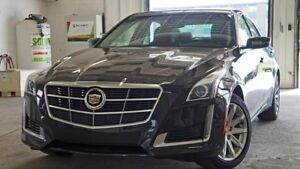 2014 CADILLAC CTS SEDAN TURBO