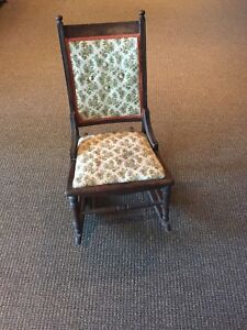 Small rocking chair