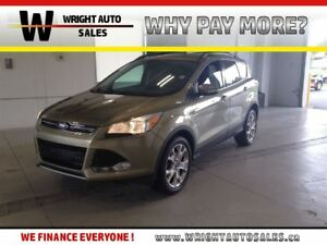 2013 Ford Escape SEL|NAVIGATION| LEATHER|SUNROOF|90,359 KMS