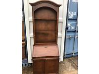 Bureau with shelf unit FREE DELIVERY PLYMOUTH AREA